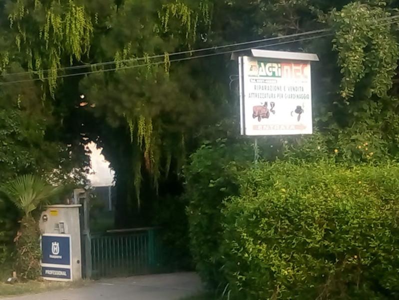 AGRIMEC CRESPI HUSQVARNA PROFESSIONAL- VILLA CORTESE